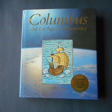 Columbus and the Age of Discovery Zvi Dor-Ner h/c companion volume to PBS