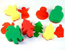 Christmas Sponge Painting Set (5 Pack) P356