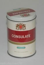 Consulate cigarette tin - type 3