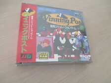 WINNING POST KOEI SEGA MEGA CD JAPAN IMPORT NEW FACTORY SEALED!