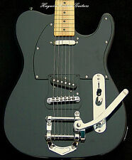 Fender Deluxe Telecaster+SRV's+Bigsby Trem+Custom Neck+More-Modified By Haywire