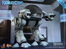 Hot Toys ED 209 Robocop Sixth Scale Figure New Sealed Sound Effects Sideshow