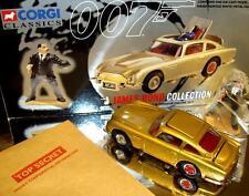 Corgi 04201 Aston Martin DB5 & odjob figure set, 007 collection. NEW !