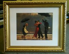 The Singing Butler by Jack Vettriano Deluxe Framed & Mounted Art Print