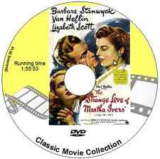 The Strange Love of Martha Ivers - Barbara Stanwyck, Kirk Douglas DVD film 1946