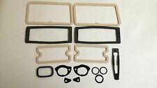 1970 Chevelle Paint Gasket Seal Kit SS Tail Light Parking Lens Door Handle