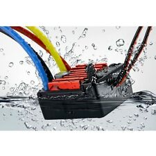 QuicRun 60A 360A Waterproof Brushed Speed Controller ESC for RC 1/10 Car Crawler