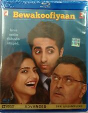 Bewakoofiyaan Blu-Ray (2014) Bollywood Romantic Comedy Movie 2-Disc Special Edit