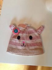 GIRLS RABBIT HAT MONSOON/ANGELS AGE 3-6 BNWT RRP £10