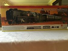 Hornby Venice Simplon-Orient-Express British-Pullman Electric Train Set