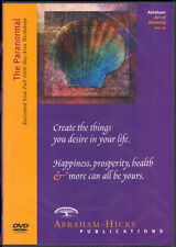 Abraham-Hicks Esther DVD The Paranormal - NEW