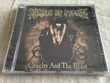 CRADLE OF FILTH - Cruelty And The Beast CD BRAND NEW & SEALED!