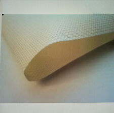 14 Count Cream Aida Size 112cm x 112cm *Bargain Price*