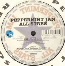 B.M.R. / MATTHIAS MATTY HEILBRONN - Peppermint Jam All Stars - Peppermint Jam