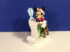 Dept 56 Mickey's Merry Christmas Village MICKEY'S CHRISTMAS LIST New In Box!