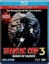 Maniac Cop 3: Badge Of Silence (DVD,1992)