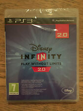Disney Infinity 2.0 Playstation 3 / PS3 Game Disc - Software Only - No figures