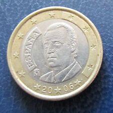 Spanien 2006 1 Euro Münze aus Umlauf Sammlerstück