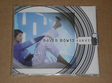 DAVID BOWIE - SURVIVE - CD SINGOLO SIGILLATO (SEALED)
