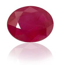 Natural Ruby 5x3mm Oval Lot of 4stones 1.15ct