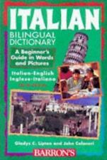 Italian Bilingual Dictionary (Beginning Dictionaries in Foreign Languages) Lipt