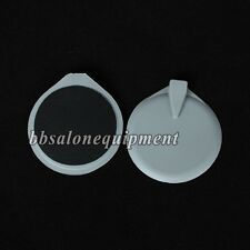 2 Picees Rubber Reusable Replacement Electrode Pads For Massagers Tens Units