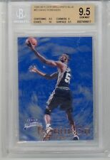 1998 Fleer Brilliants David Robinson (HOF) Blue (#82B) (Population of 1) BGS9.5
