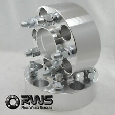 Bolts on Mercedes Audi A5 50mm Hubcentric Wheel Spacer Kit 5x112PCD 66.6
