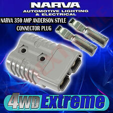 GENUINE NARVA 350 AMP CONNECTOR PLUG 350A TRAILER DUAL BATTERY ANDERSON STYLE