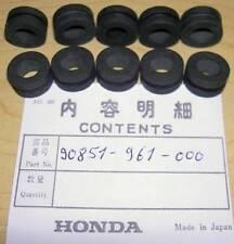 Honda CB600F VF500 CB125 ATC 10-pack rubber side cover grommets 90851-961-000  Q