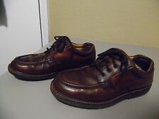 DOCKERS WATERPROOF LEATHER Men's Oxford Shoes Laces Size 8.5 M
