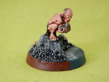 WARHAMMER LOTR/HOBBIT EVIL ARMY GOLLUM WELL PAINTED METAL F1