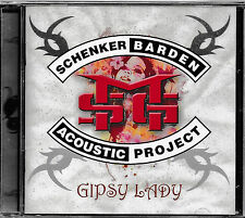 Michael Schenker & Gary Barden-Gipsy Lady CD NUOVO & OVP/SEALED!