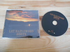 CD Pop Lee Hazlewood - Boots (2 Song) Promo BPX 1992