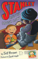 Stanley and the Magic Lamp, Jeff Brown - Paperback Book