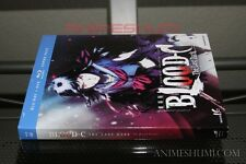 Blood-C Movie: The Last Dark Anime DVD+Blu-ray R1
