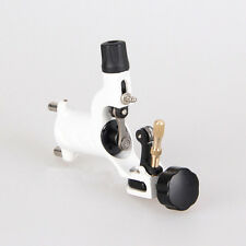 Silent Rotary Motor Tattoo Dragonfly Machine Gun for Liner Shader White color