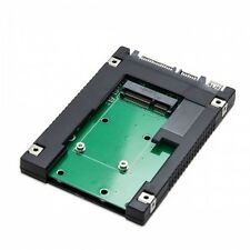 Syba SD-ADA40077 2.5 inch SATA to mSATA SSD Adapter with USB 2.0 Support