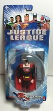 Justice League Superman Black Suit Variant Action Figure