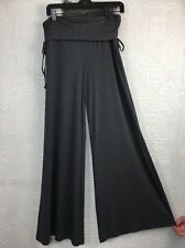 Express Size Small Pants Soft Harem Yoga Stretch Lounge Dark Gray New NWT