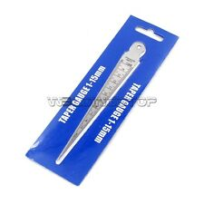 Taper Gauge Economic 1.3mm thickness hole gap inspection gage