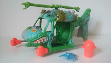 JOUET HELICOPTERE TMNT - TURTLES COPTER - TORTUECOPTERE - PLAYMATES TOYS 1990