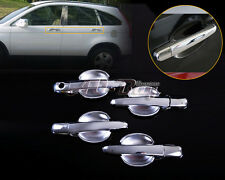 Chrome Door Handle Cover+Cup Bowl combo for Mazda 6 2003-2008 Mazda 3 2004-2009