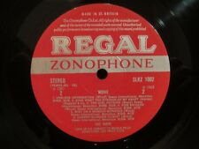 THE MOVE - MOVE - 1st PRESS - UK - REGAL ZONOPHONE