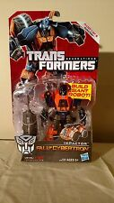 Transformers Generations Fall of Cybertron FOC Deluxe Class Impactor MISB