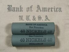 ONE UNSEARCHED - Buffalo Nickel Roll 40 Coins - 1913 1938 P D S (77)