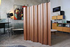 HERMAN MILLER EAMES MOLDED PLYWOOD FOLDING SCREEN AUTHENTIC WALNUT