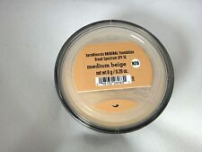 Bare Escentuals bareMinerals original Foundation Medium Beige 8g LOT 5 NEW