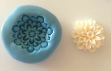 Flower Flexible Silicone Mould Sugarcraft Cake Toppers