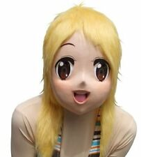 Marilyn Maririn Rubber Mask Made in Japan Anime Girl for Event Cosplay Halloween
